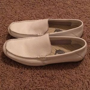"Perry Ellis Hampton 11.5, 11-1/2"" Shoe White"